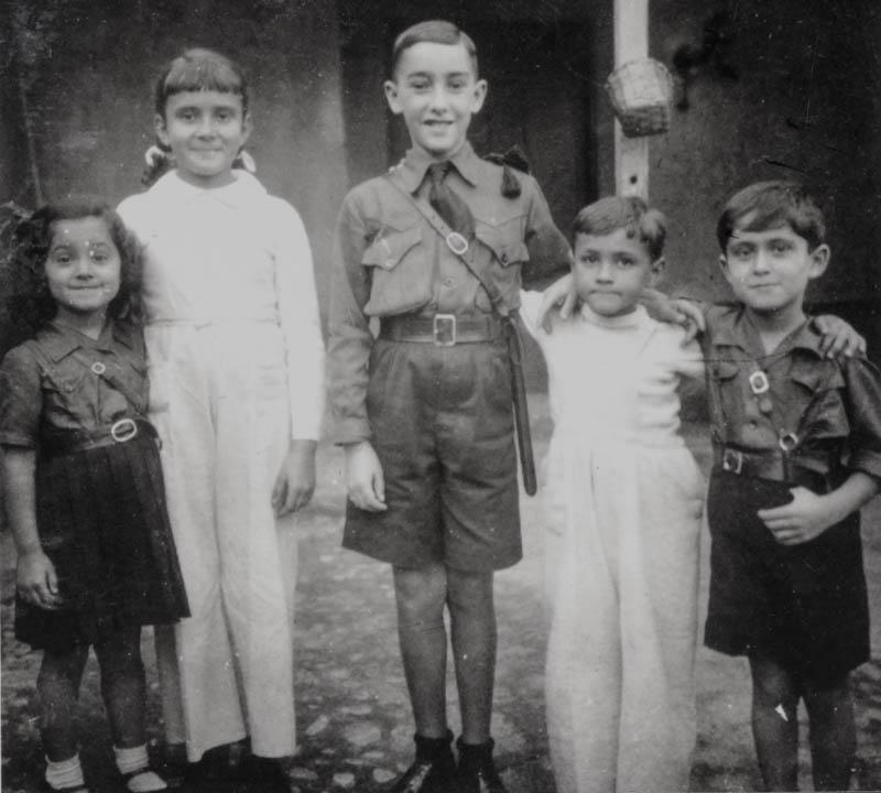 Carlos Manrique 1936