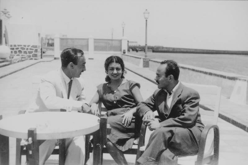 Carlos Manrique y Carmen Martinón I