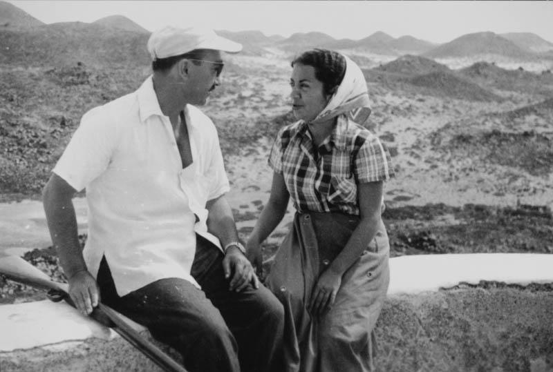 Carlos Manrique y Carmen Martinón III