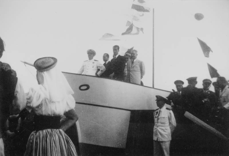 Franco en Lanzarote