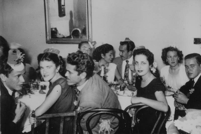 Nochevieja 1950