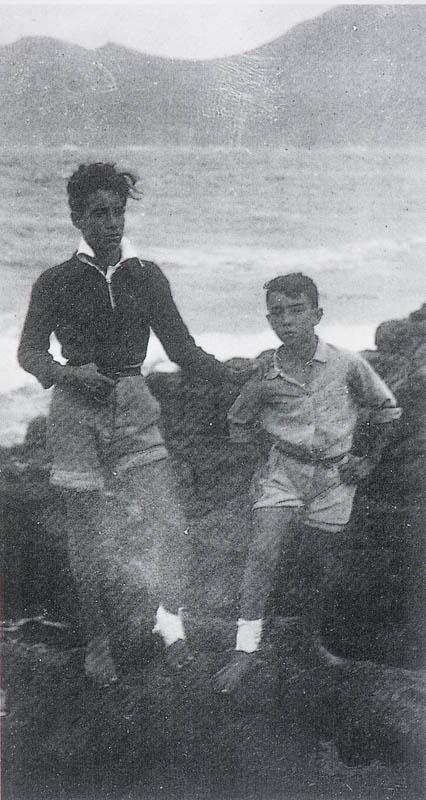 César y Carlos Manrique