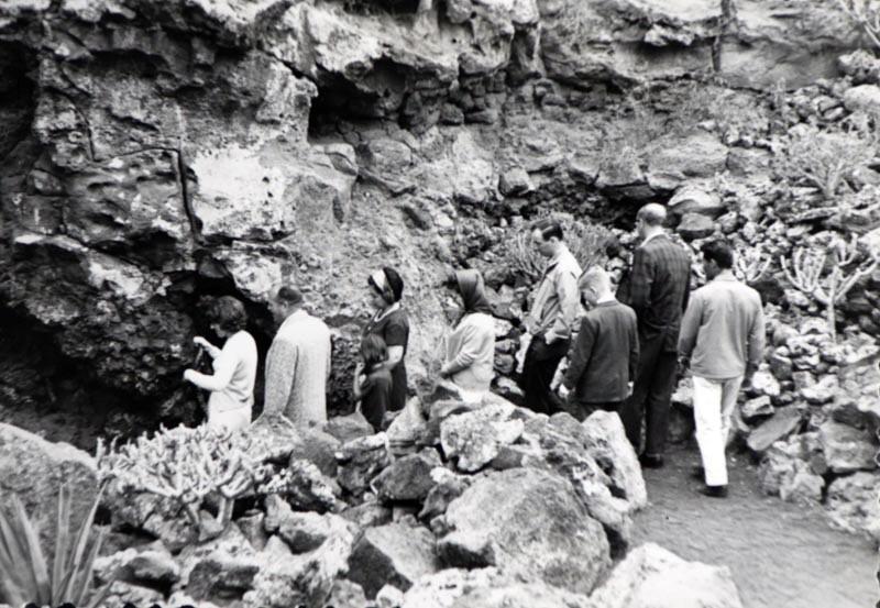 Visita  Cueva de los Verde I