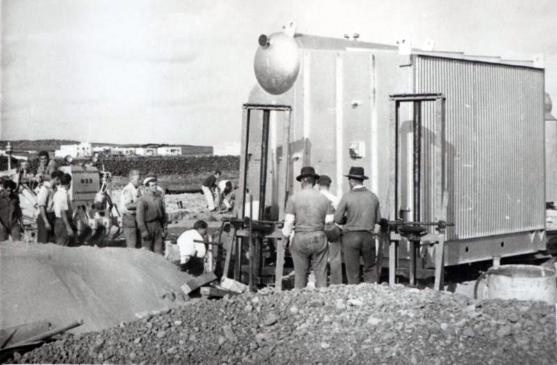 Instalación de la potabilizadora III
