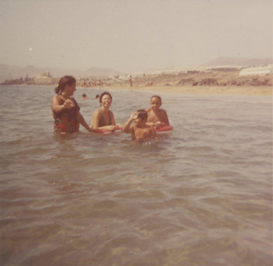 Baño en Fariones