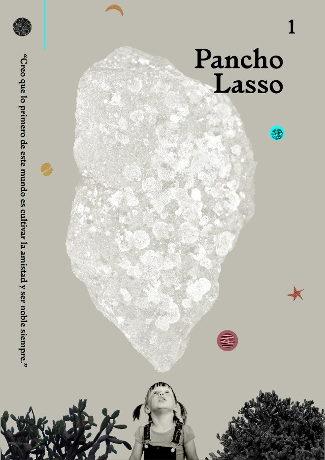 Colección Veroles. Pancho Lasso