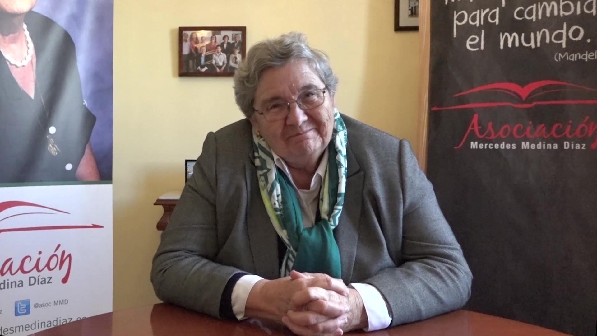 Entrevista a Maura Medina
