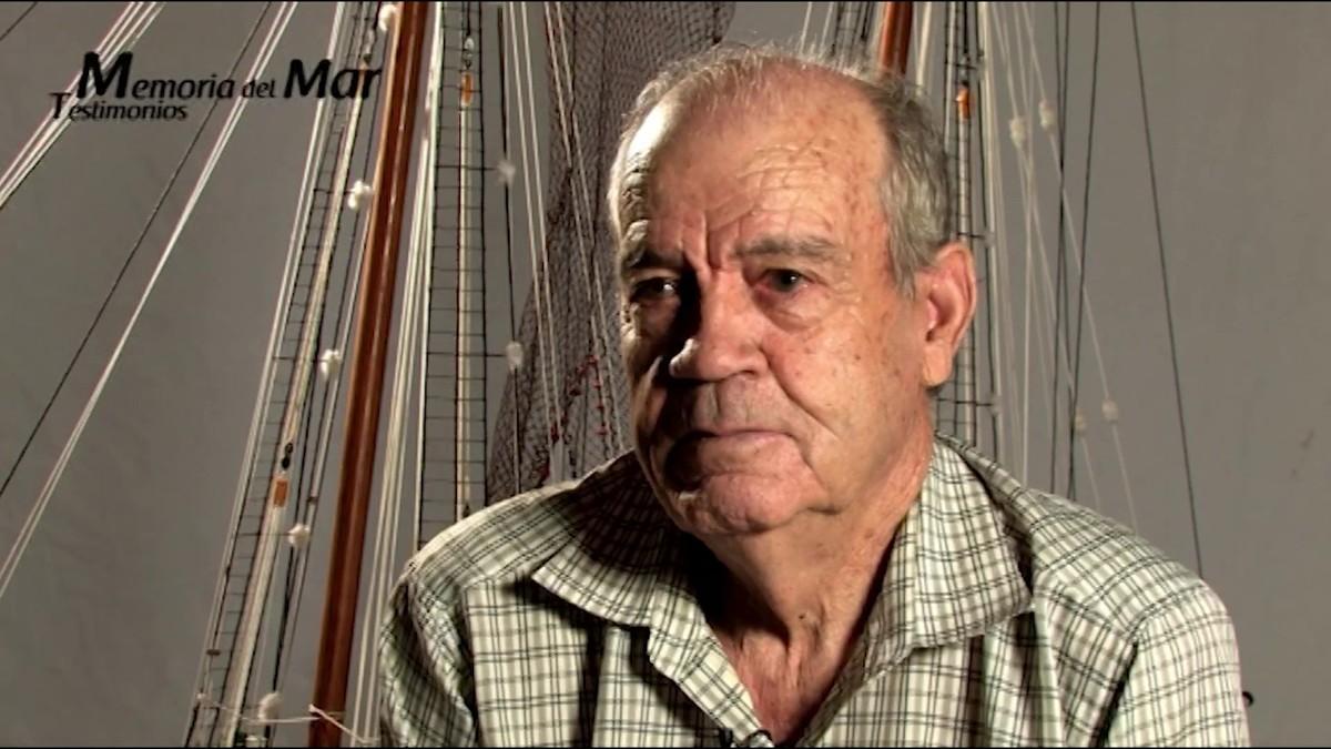 Memorias del Mar. Entrevista a Marcial Cabrera Reyes (2010)