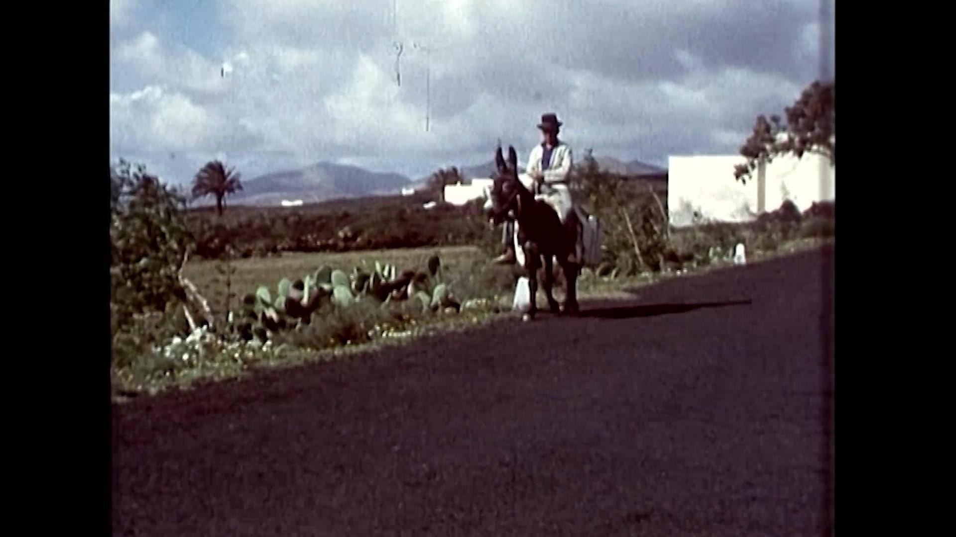 Visita a Lanzarote (1971)