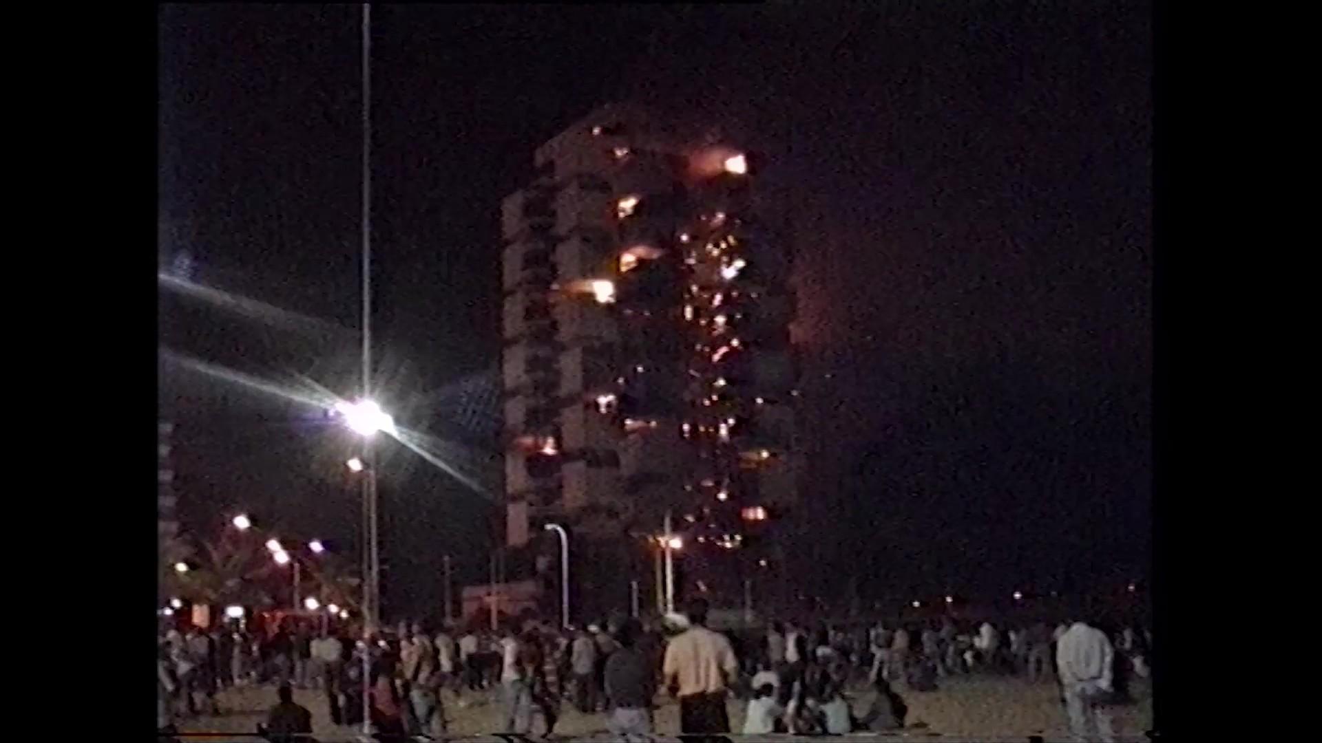 El Gran Hotel en llamas (1994)