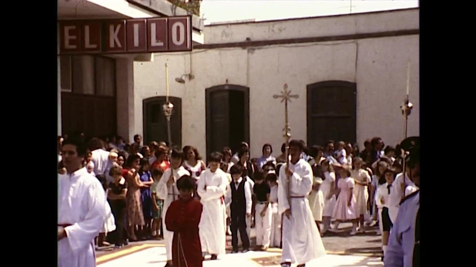 Corpus en Arrecife (1982)