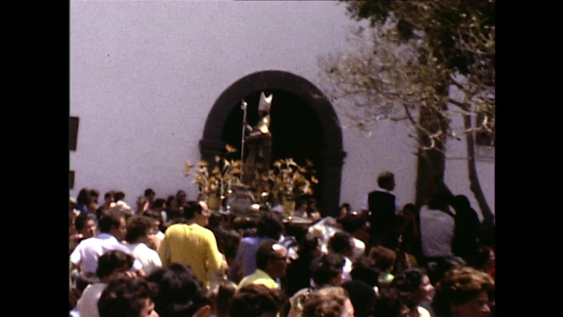 Fiestas y romería de San Ginés (1979)