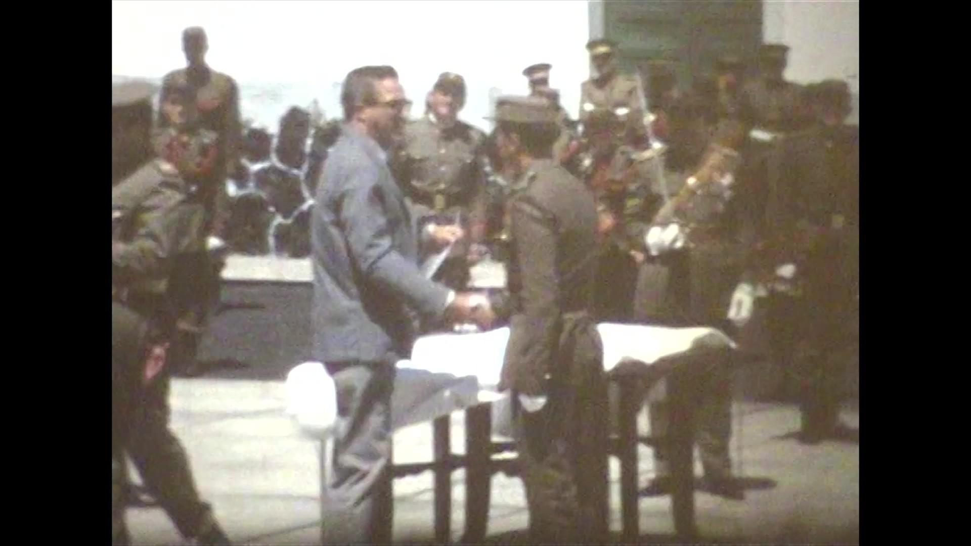 Despedida del soldado (1967)