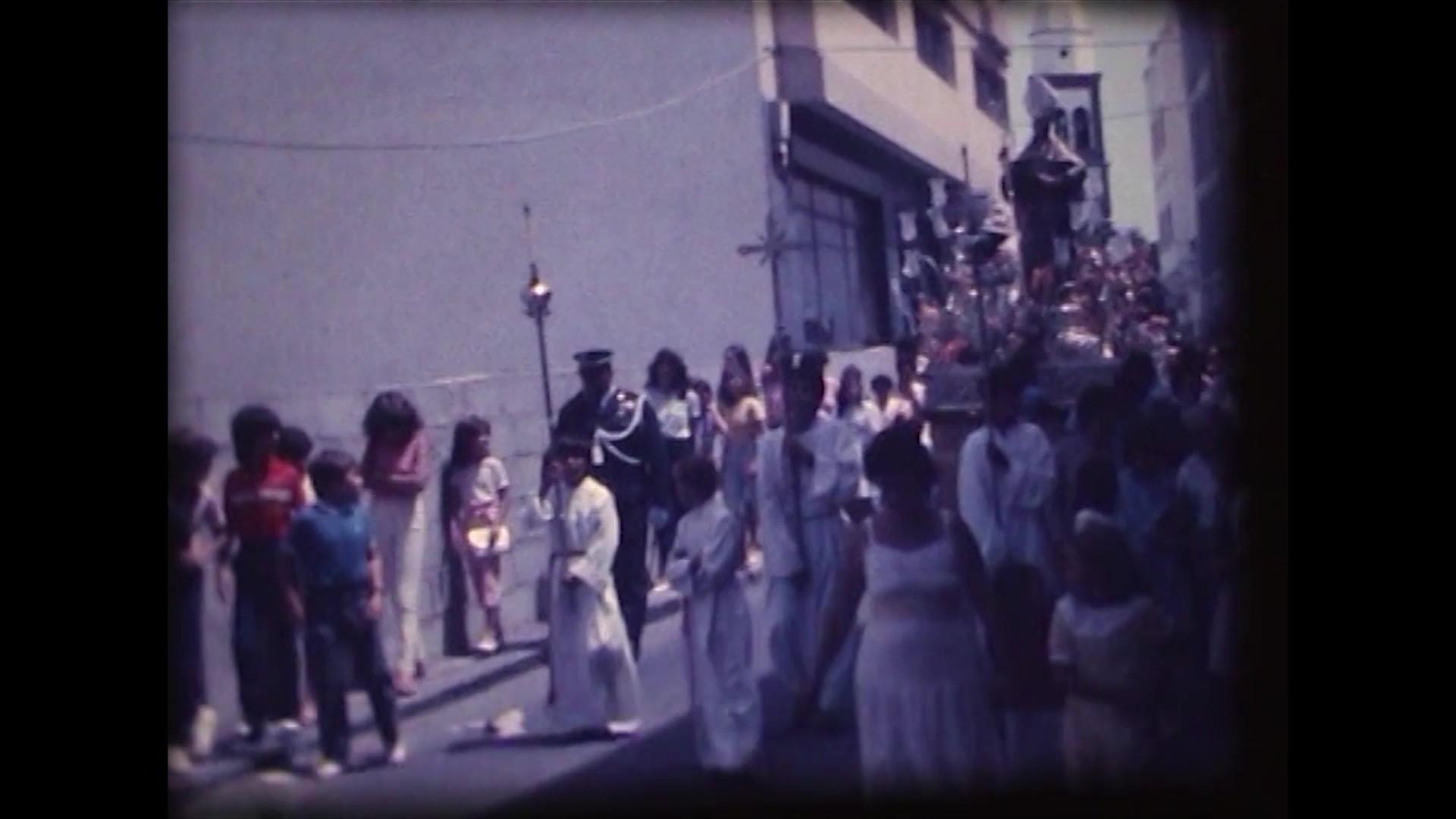 Fiestas de San Ginés en Arrecife (1983)
