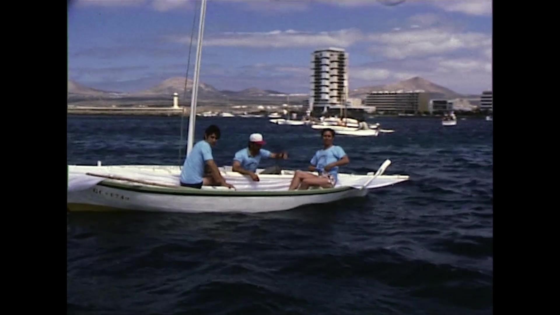 Regata de barquillos San Ginés (1977)