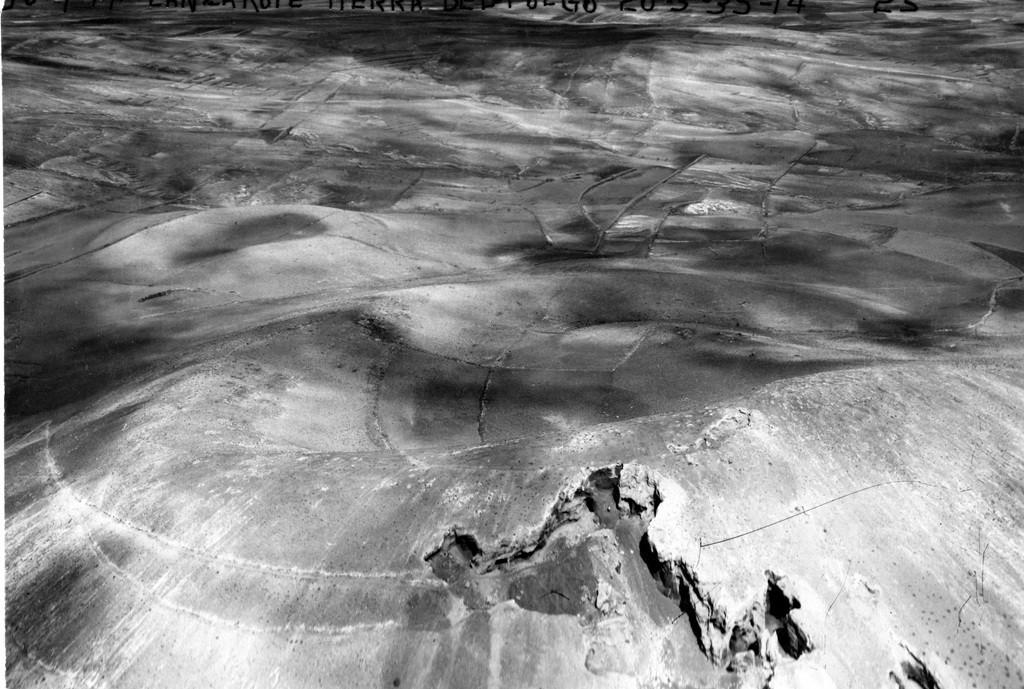 Imagen aérea de la Montaña de Cabrera