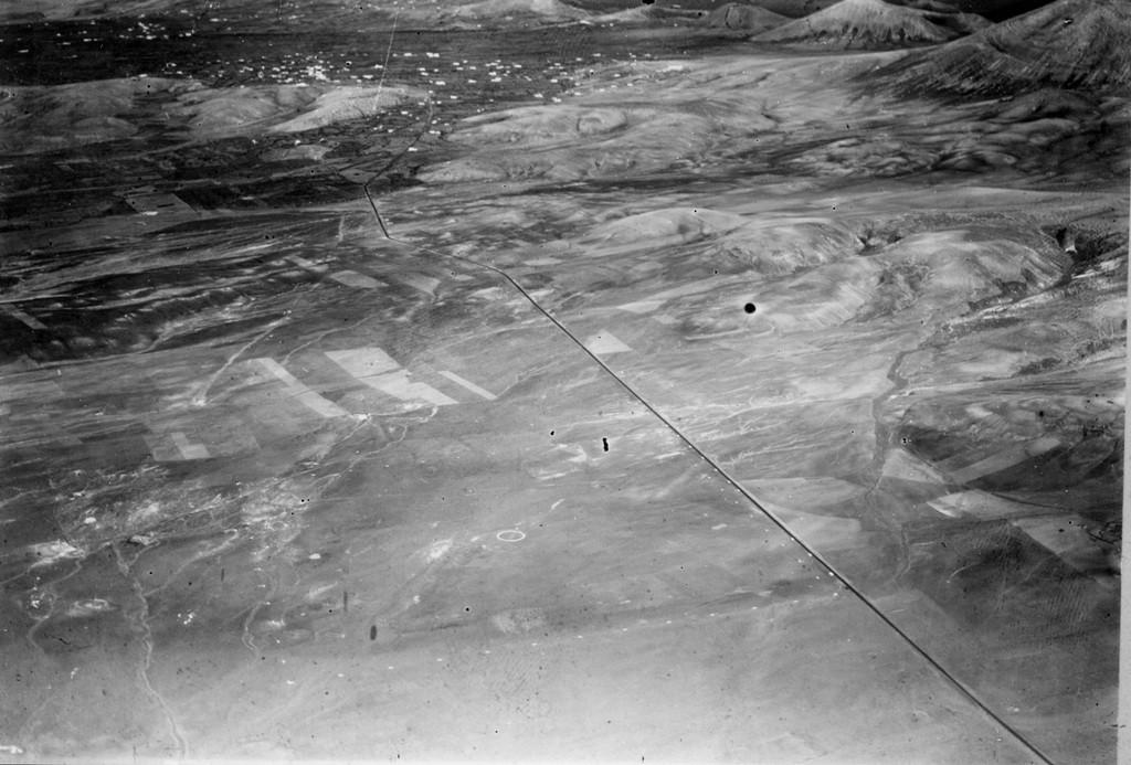Imagen aérea del Aeródromo de Lanzarote I