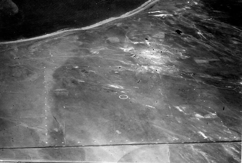 Imagen aérea del Aeródromo de Lanzarote II