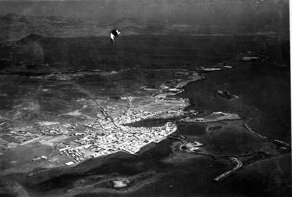 Imagen aérea de Arrecife VIII
