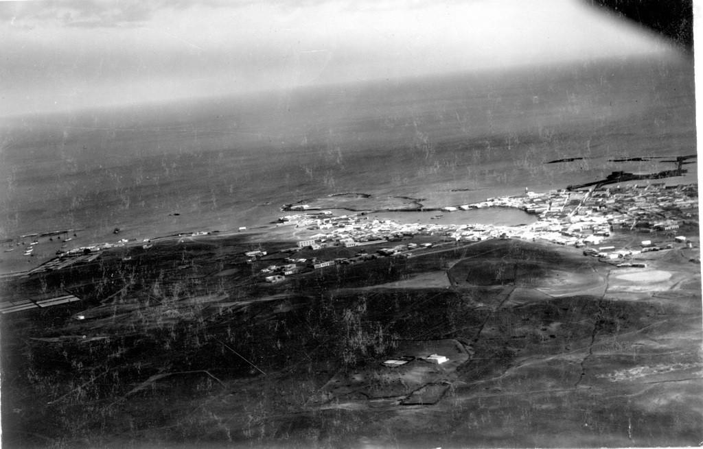 Imagen aérea de Arrecife II