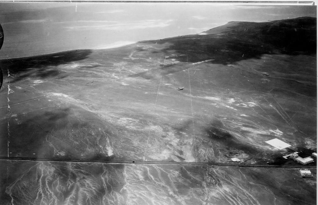 Imagen aérea del Aeródromo de Lanzarote III