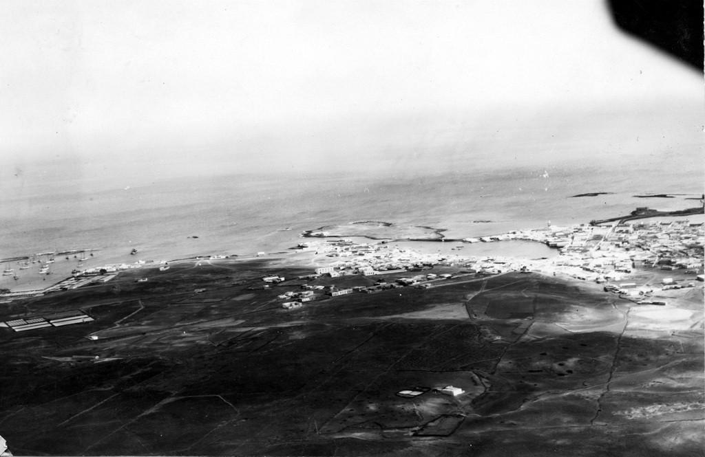 Imagen aérea de Arrecife III