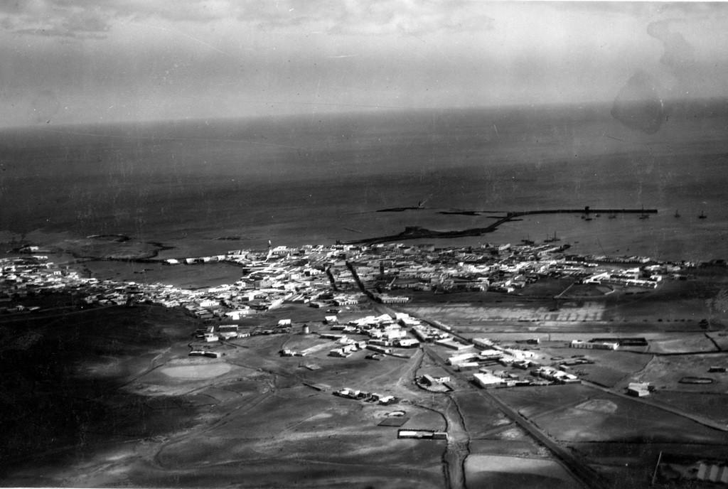 Imagen aérea de Arrecife IV