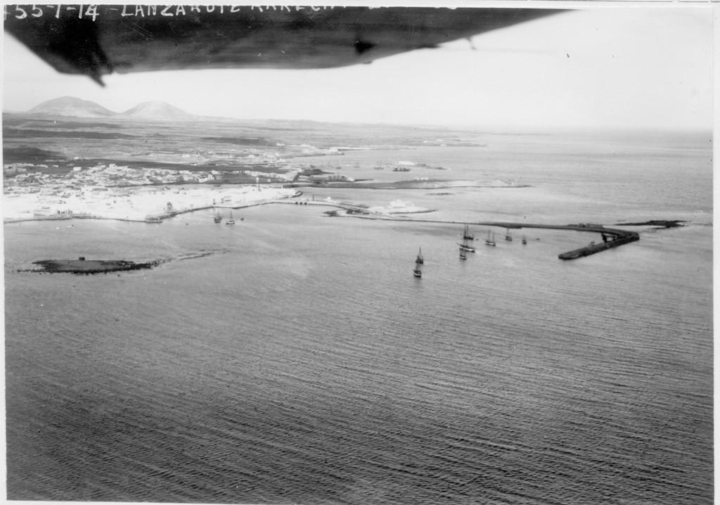 Imagen aérea de Arrecife VI