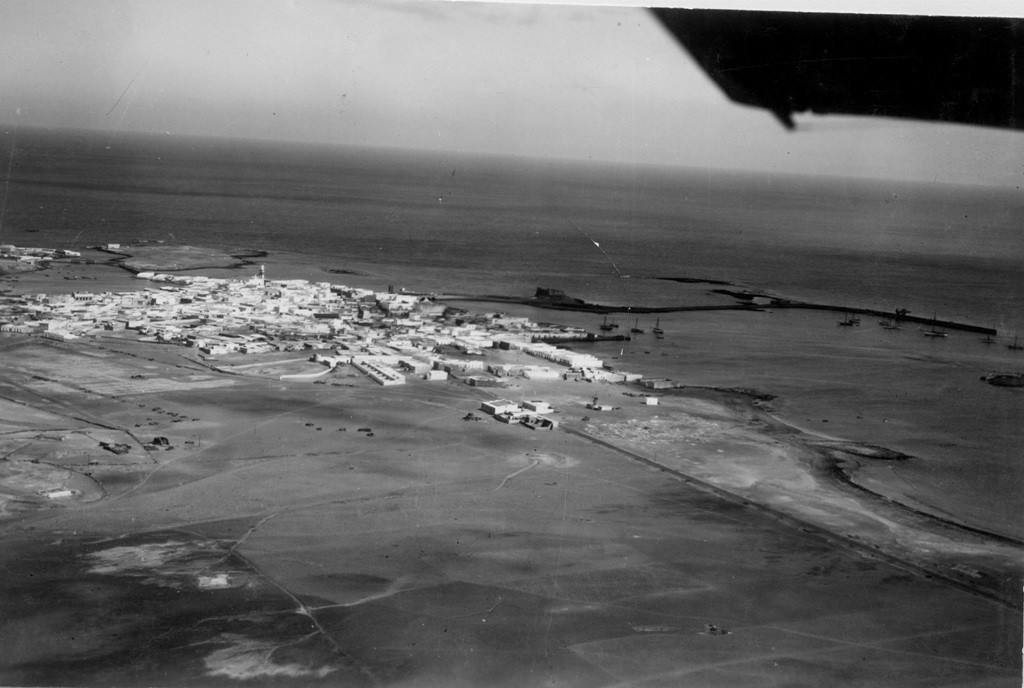 Imagen aérea de Arrecife VII