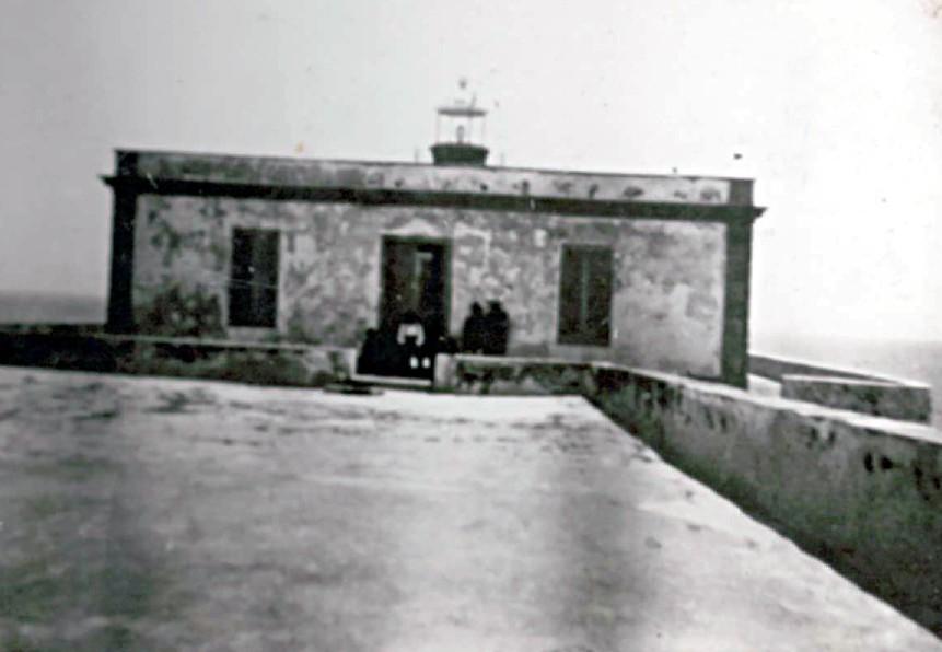 Faro de Alegranza VII