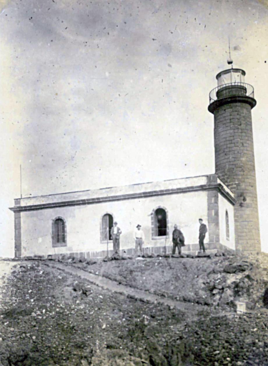 Faro de Alegranza VIII