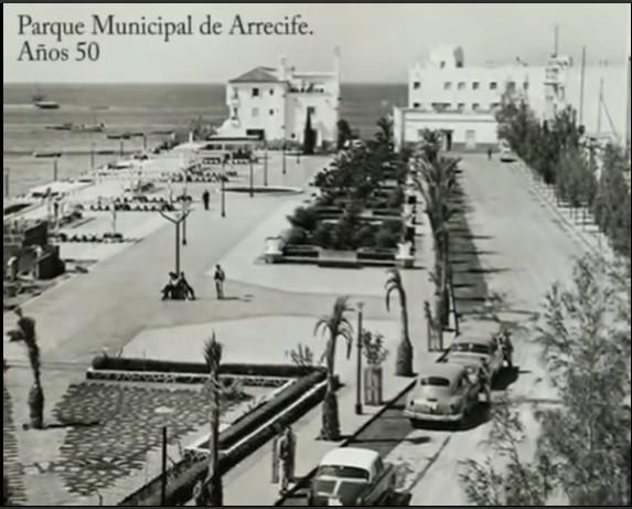 Arrecife siglo XX