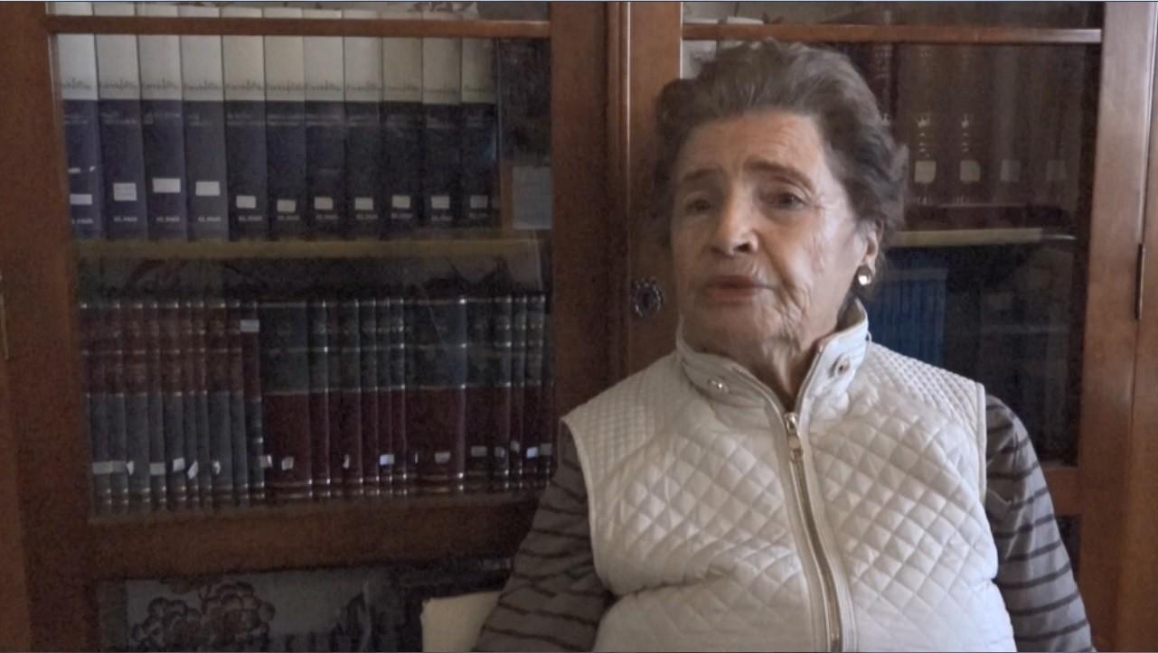 Entrevista a Asunción González Verdura