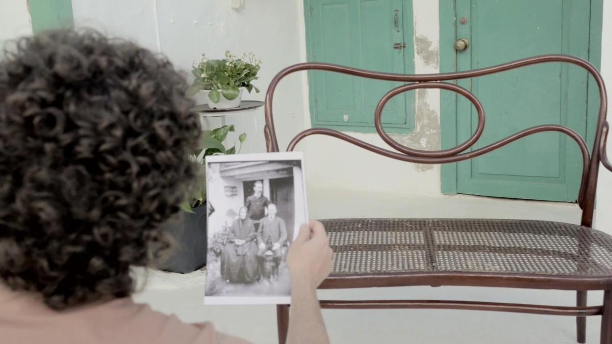 'Making of' Rubén Acosta reproduciendo a Jacinto Alonso (2015)