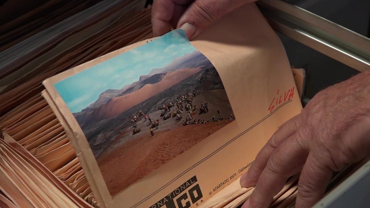Vídeo sobre Rafael Silva en 'Lanzarote y la tarjeta postal' (2016)