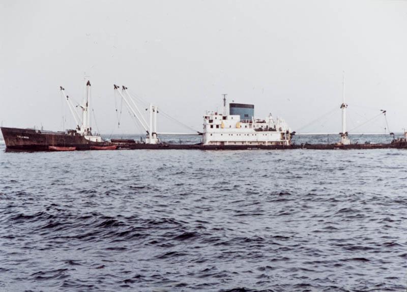 Barco Telamón I