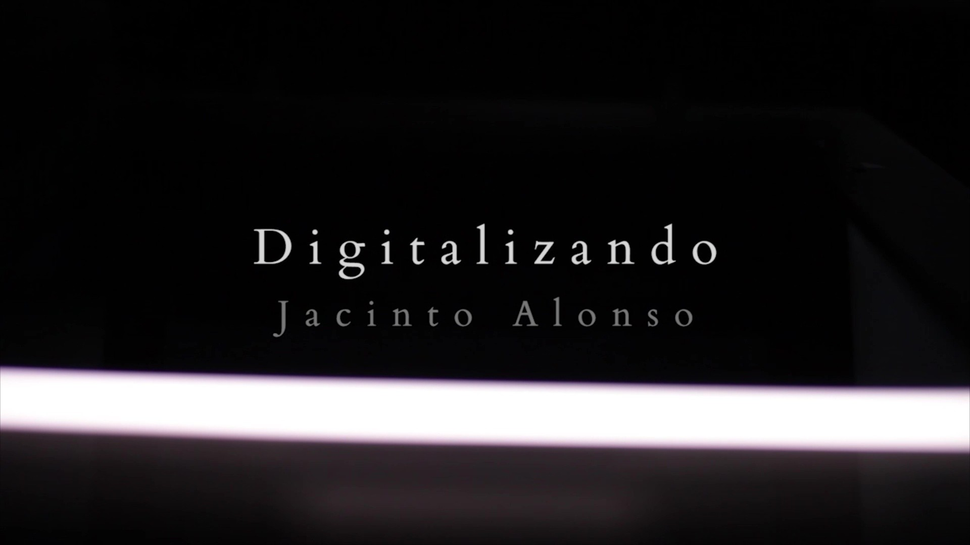 Digitalizando Jacinto Alonso (2015)