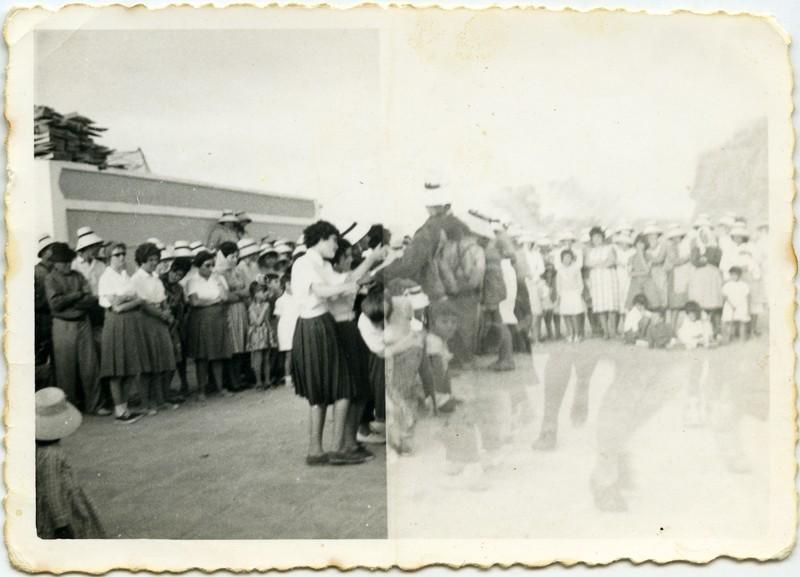 Grupo folklórico en La Graciosa III
