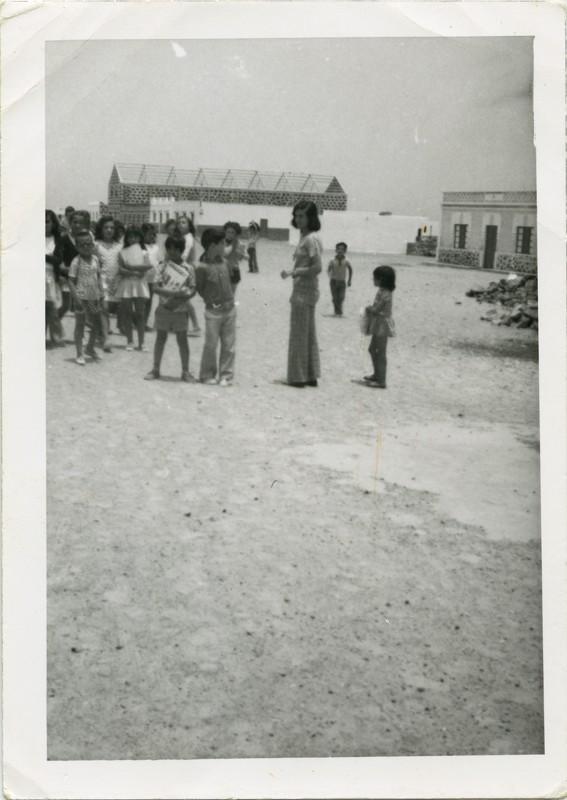 Alumnos de La Graciosa (curso 1973/74) II