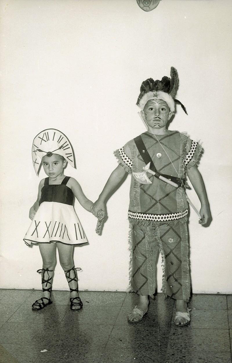 Niños disfrazados