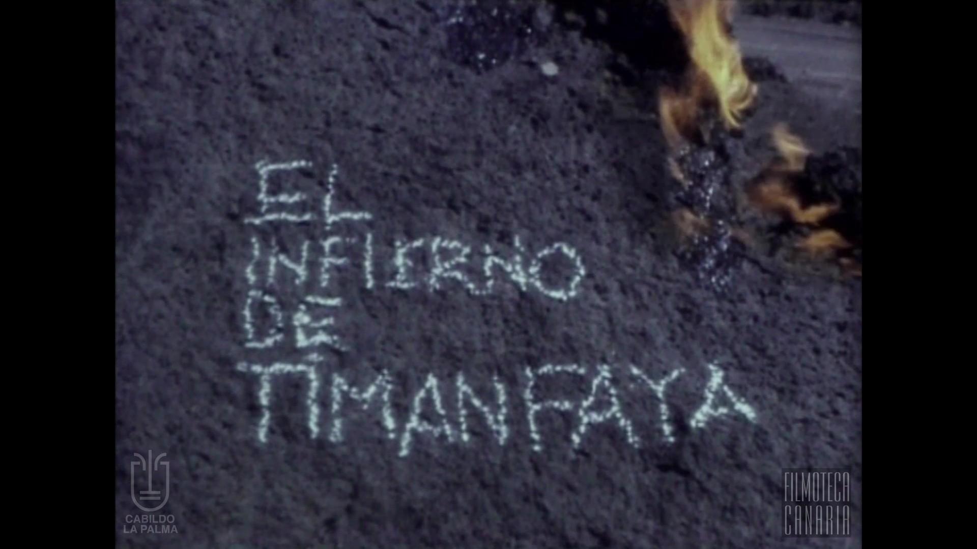 El infierno de Timanfaya (1975)