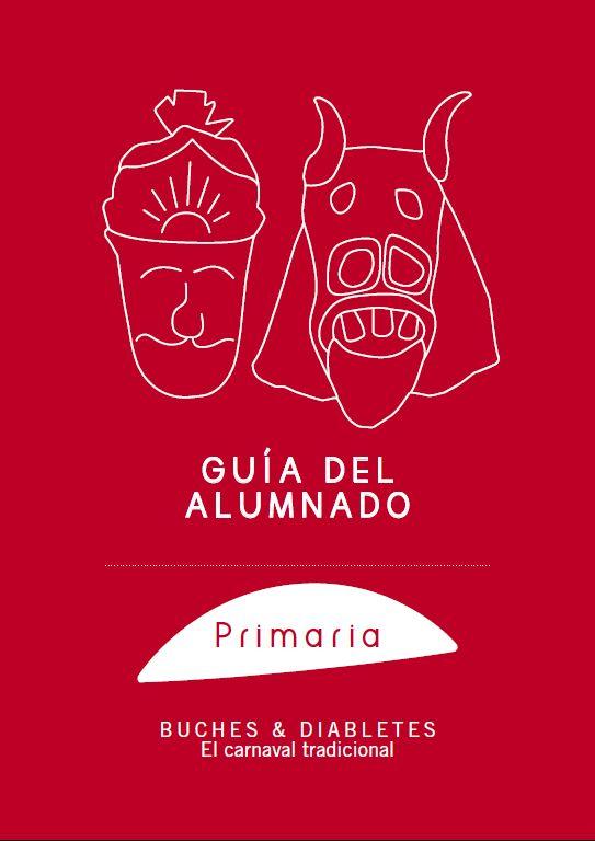 Guía didáctica de la exposición BUCHES & DIABLETES. El Canarval tradicional (Alumnado. Primaria)