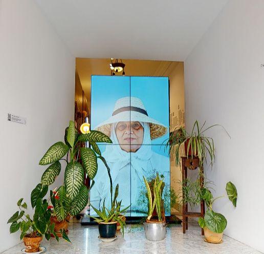 Visita virtual de la exposición Sombrera