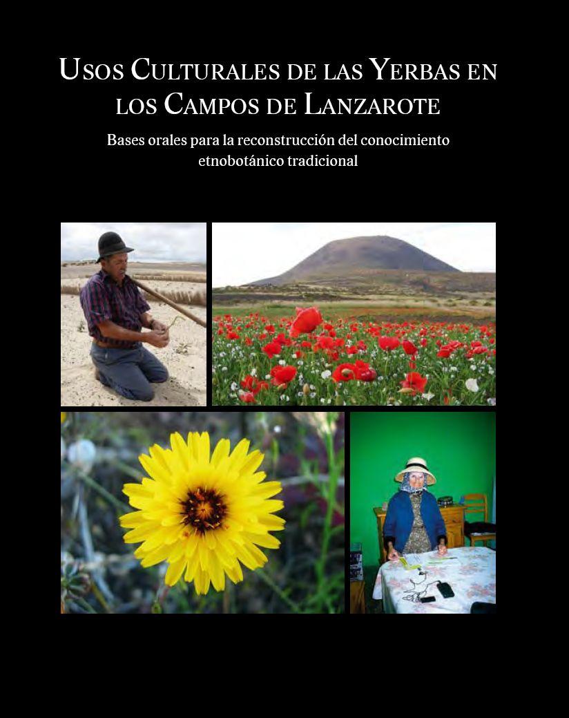 Usos culturales de las yerbas en los campos de Lanzarote