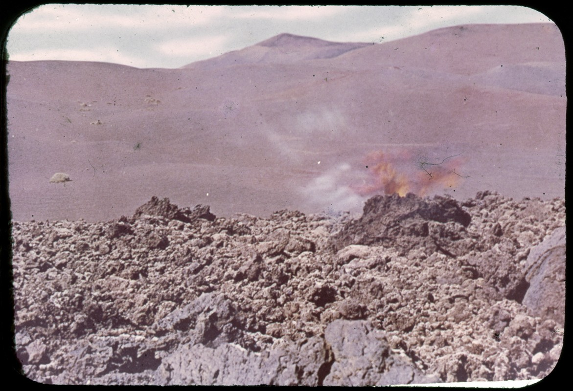 Montañas del Fuego I