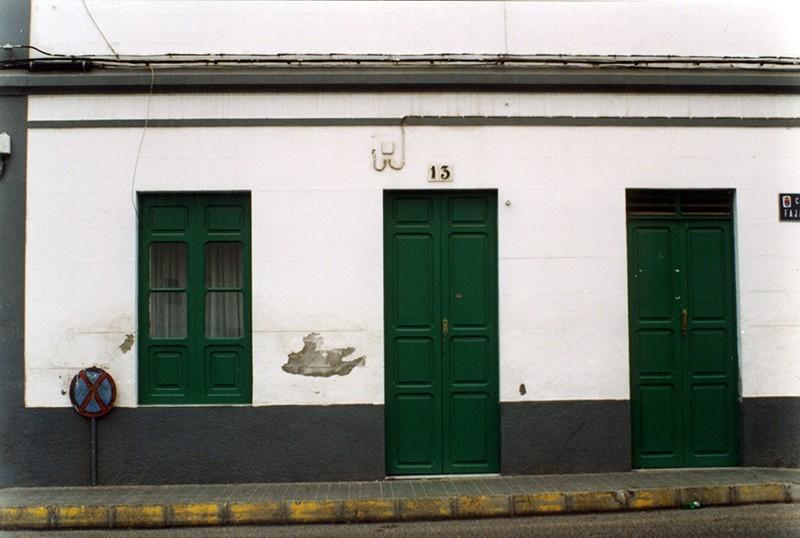 Antigua carnicería de Chacón V