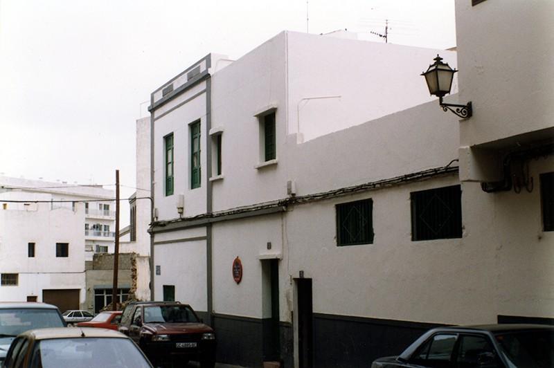 Antigua carnicería de Chacón XIII