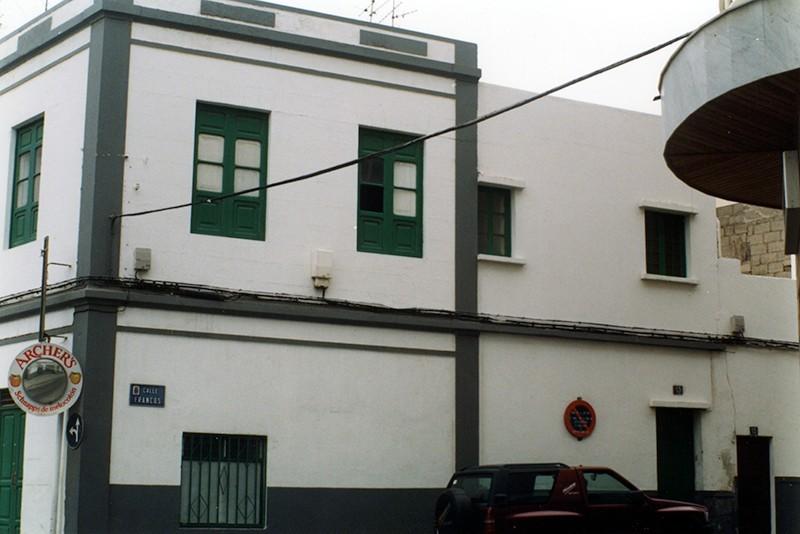 Antigua carnicería de Chacón XI