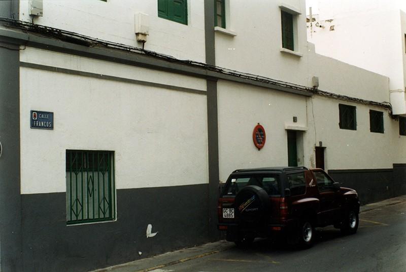 Antigua carnicería de Chacón XII