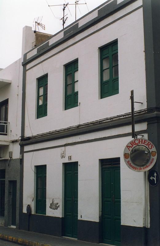 Antigua carnicería de Chacón IX